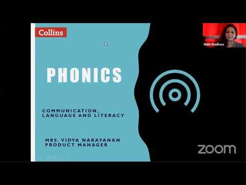 Webinar on Phonics