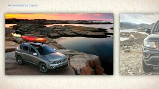 8. Jeep Compass Vs. Kia Sportage 03060