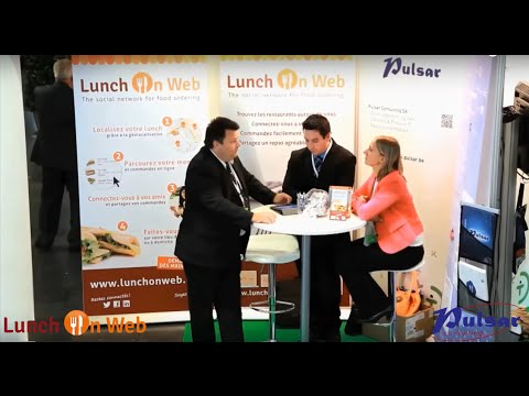 Pulsar Pitch: Digital fair, Aula Magna, Louvain-La-Neuve in Belgium