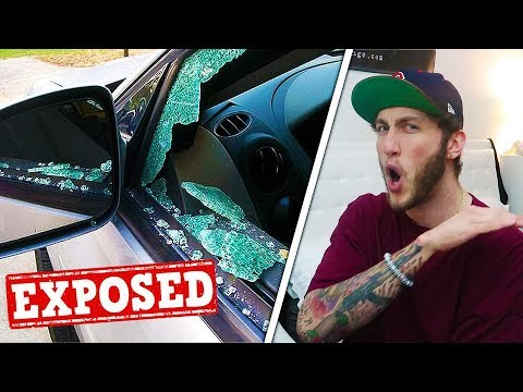Why I destroyed a 'fans' car...
