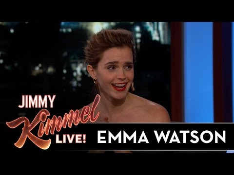 Emma Watson Responds to Embarrassing Harry Potter
