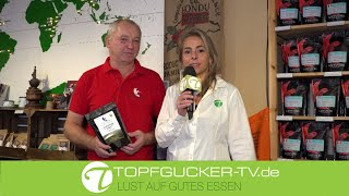 Lampocoy Grand Cru | Gourmet Kaffee fairtrade | Topfgucker-TV