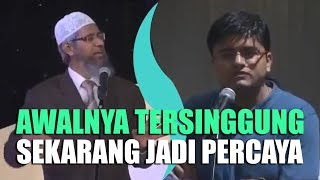 Video Awalnya Tersinggung dengan Dr. Zakir Naik, Pemuda Ini Sekarang Percaya MP3, 3GP, MP4, WEBM, AVI, FLV Desember 2018
