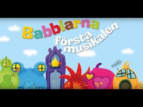 Kom och se! Babblarna första musikalen