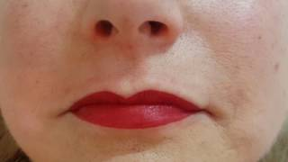 Permanent makeup lips by El Truchan