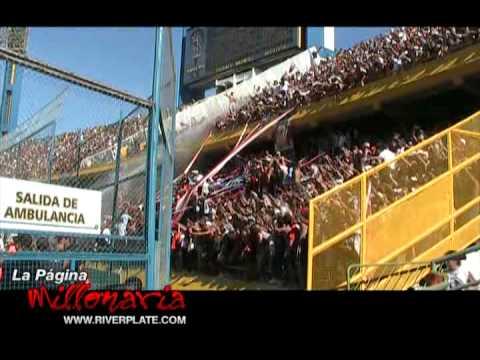 Video - La que no necesita ningún parlante - Los Borrachos del Tablón - River Plate - Argentina