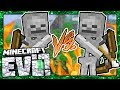 LEFTY VS RIGHTY! - Minecraft Evolution SMP #1