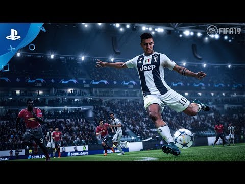 FIFA 19 - New Gameplay Features: Timed Finishing Trailer | PS4