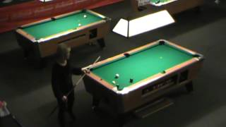Allison Fisher World Champion Pool Player!! Trick Shots And 9 Ball!! 2013