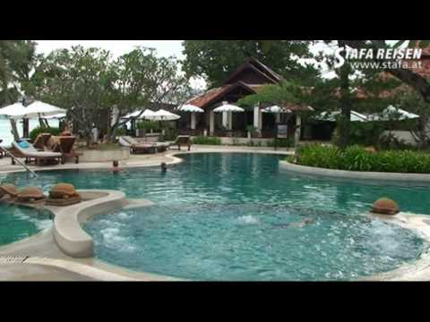 STAFA REISEN Hotelvideo: Chaweng Regent, Koh Samui