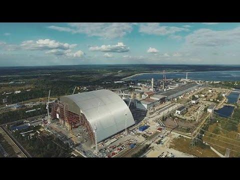 Τσερνόμπιλ: Σφραγίζεται ο αντιδραστήρας 4