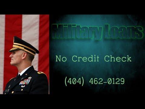 Pionerr military loans