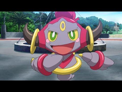 Primer tráiler de la película Pokémon: Hoopa y un duelo histórico