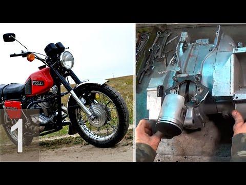 Двигатель иж планета ремонт своими руками