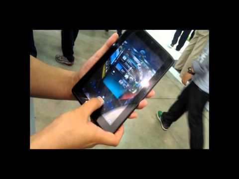 ViewSonic ViewPad 7x Demo