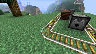 Minecraft Blocks & Items: Detector Rail