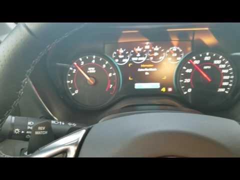 2016 / 2017 Chevrolet Camaro Rev Match - What Is It?
