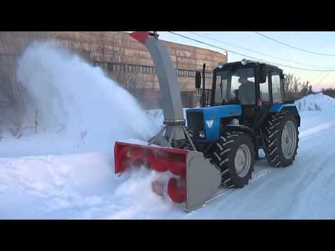 это снегоуборочные трактора мтз 80 видео ароматы, как
