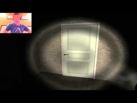 FLOATING DECAPITATED HEAD - Eyes: The Horror Game