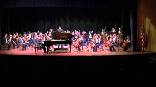 Saint Saens, Piano Concerto No 5 in F Major, opus 103