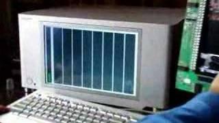 http://www.tweaktown.com Intel Nehalem video at Computex Taipei 2008.