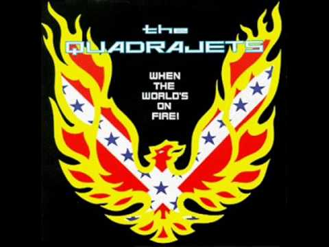 THE QUADRAJETS - solid gold soul