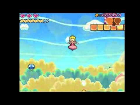 super princess peach nintendo ds cheats