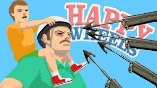 Video DES HARPONS PARTOUT BILLY ! | Happy Wheels ! MP3, 3GP, MP4, WEBM, AVI, FLV September 2017