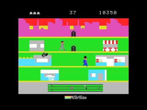 Keystone Kapers (1984, MSX, Activision)