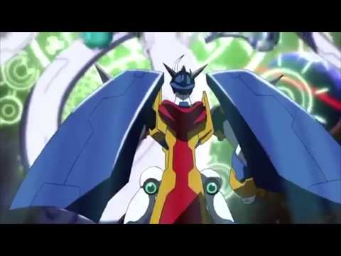 Vanguard G Next Amv: Chrono Vs Ibuki