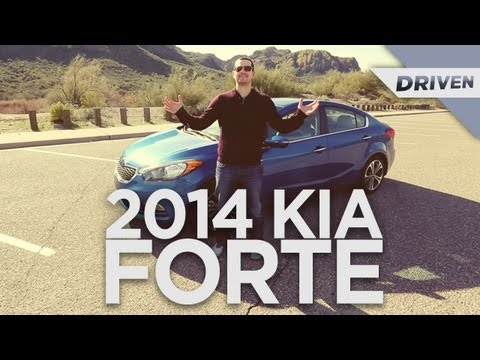 2014 Kia Forte - TechnoBuffalo's Driven