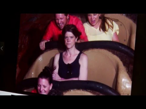 Angry Splash Mountain Lady is now Famous