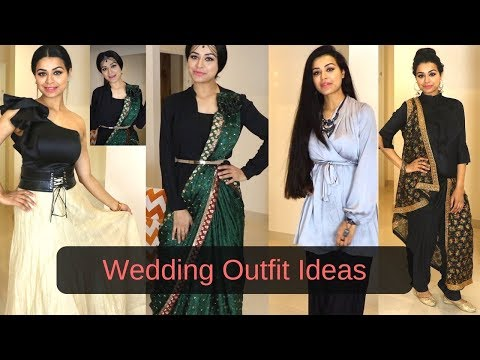 Wedding Outfit Ideas | Indian Wedding Outfit Ideas | Wedding Dresses