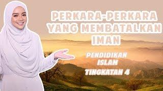 Video Mira Filzah Mengajar Perkara Yang Membatalkan Iman (Pendidikan Islam TIngkatan 4) MP3, 3GP, MP4, WEBM, AVI, FLV Oktober 2018