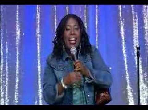 Cheryl Underwood-Comedy Clip