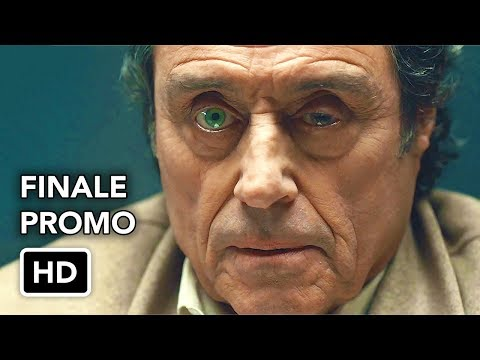 "American Gods 2x08 Promo ""Moon Shadow"" (HD) Season Finale"