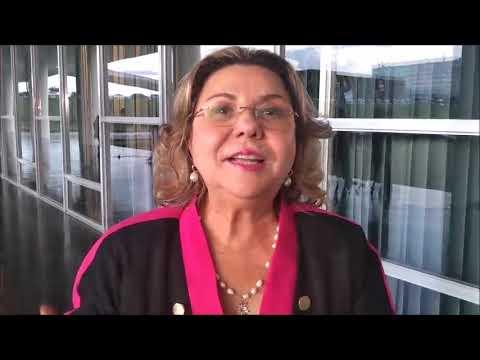 Tereza Nelma participa de encontro de cooperação com a ONU Mulheres