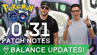 POKÉMON GO UPDATE: MAJOR BALANCE CHANGES TO MOVES + MORE by Trainer Tips