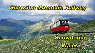 Llanberis United Kingdom  City new picture : Snowdon Railway Journey - Llanberis - Wales - United Kingdom
