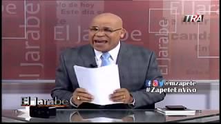 Danilo va a caer preso por las plantas de Punta Catalina El Jarabe