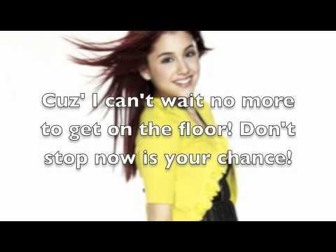 Tekst piosenki Victoria Justice - Shut Up And Dance & Victorious Cast po polsku
