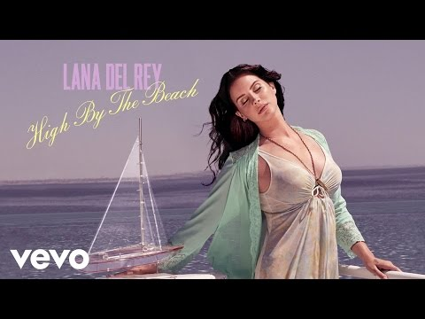Music Lana Del Rey Releases New Single  High By The