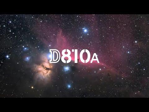 Introducing the Nikon D810A