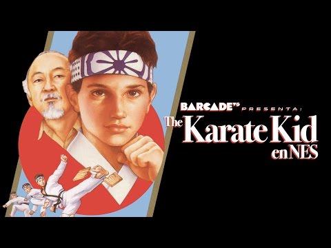 El Karate Kid en NES