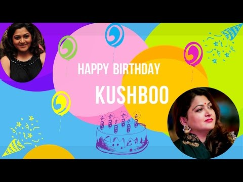 Khushboo Happy Birthday To You From Nettv4u