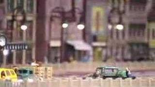 Model Train Collecting YouTube video