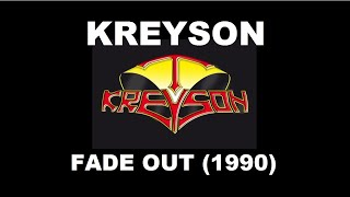 Video Kreyson - Fade Out 1990