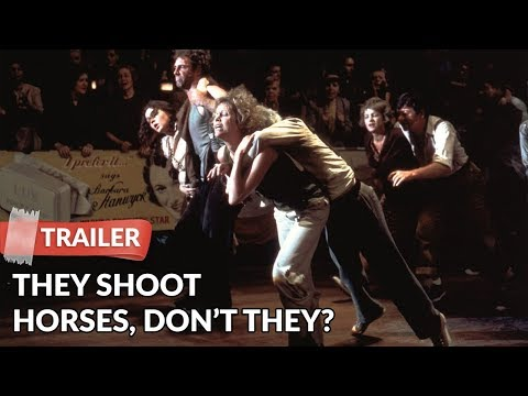 They Shoot Horses, Don't They? 1969 Trailer | Jane Fonda | Michael Sarrazin