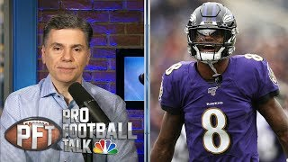 Which NFL QBs will play best in playoffs? | Pro Football Talk | NBC Sports