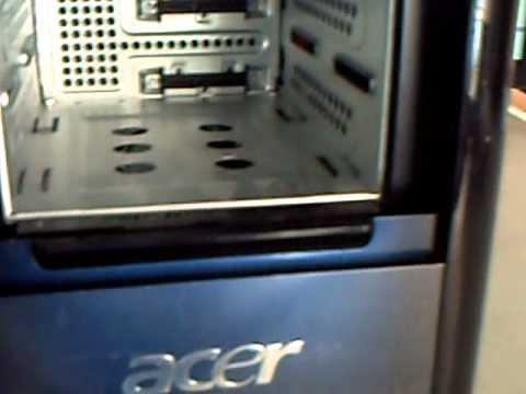 Acer Aspire M7720 Intel Core I7 920